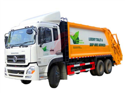 dongfeng 20CBM garbage compactor truck