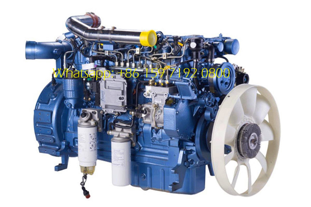 Beiben WP10 series engine assembly