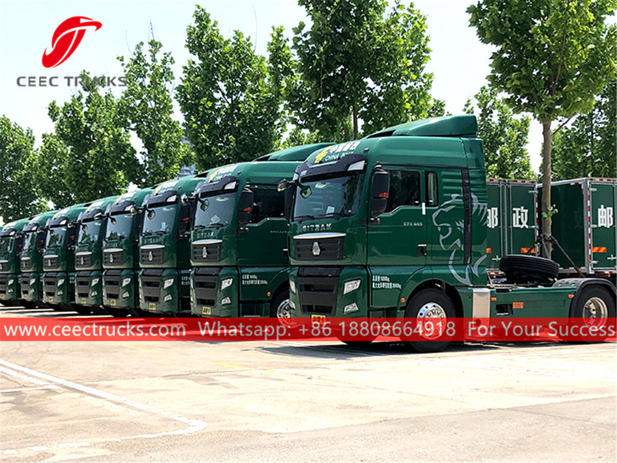 SINOTRUK SITRAK tractor units for sale