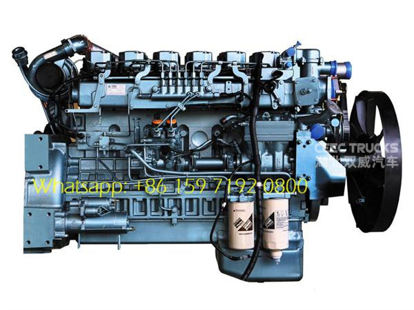 North benz WD615 WEICHAI engine beiben Euro2 engine