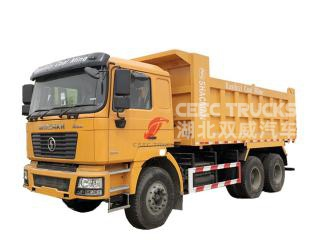 شاحنة قلابة shacman f2000 6x4-CEEC TRUCKS