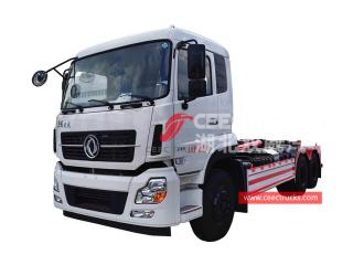 dongfeng hook loader truck-CEEC TRUCKS