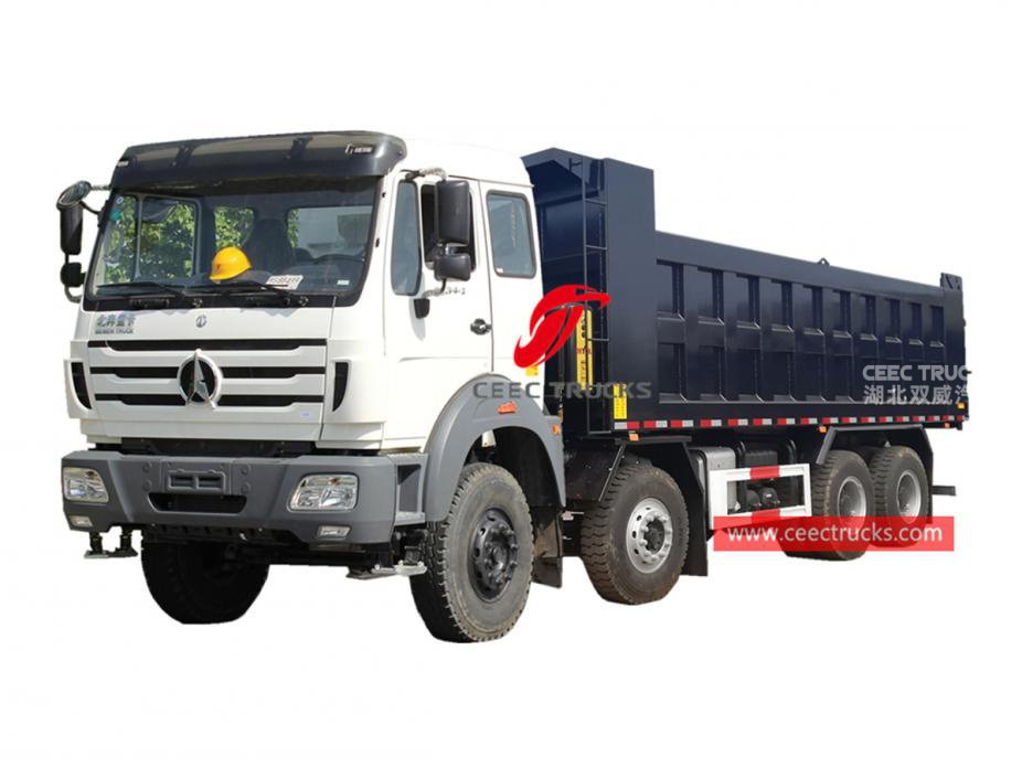 North benz Dumper truck