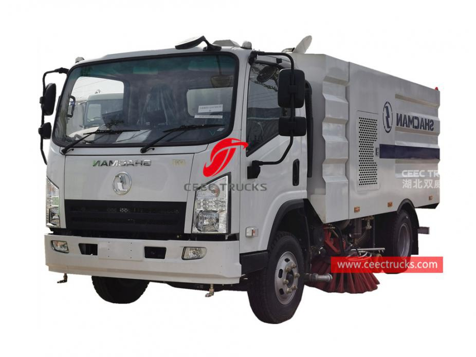 Factory price road cleaner truck