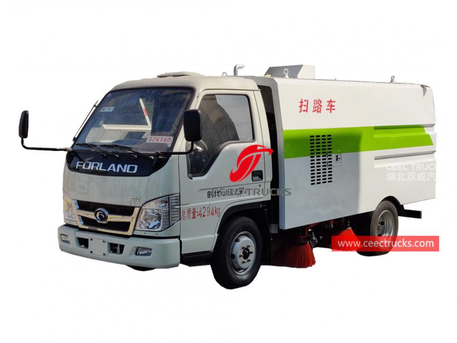 FOTON road cleaner for sale