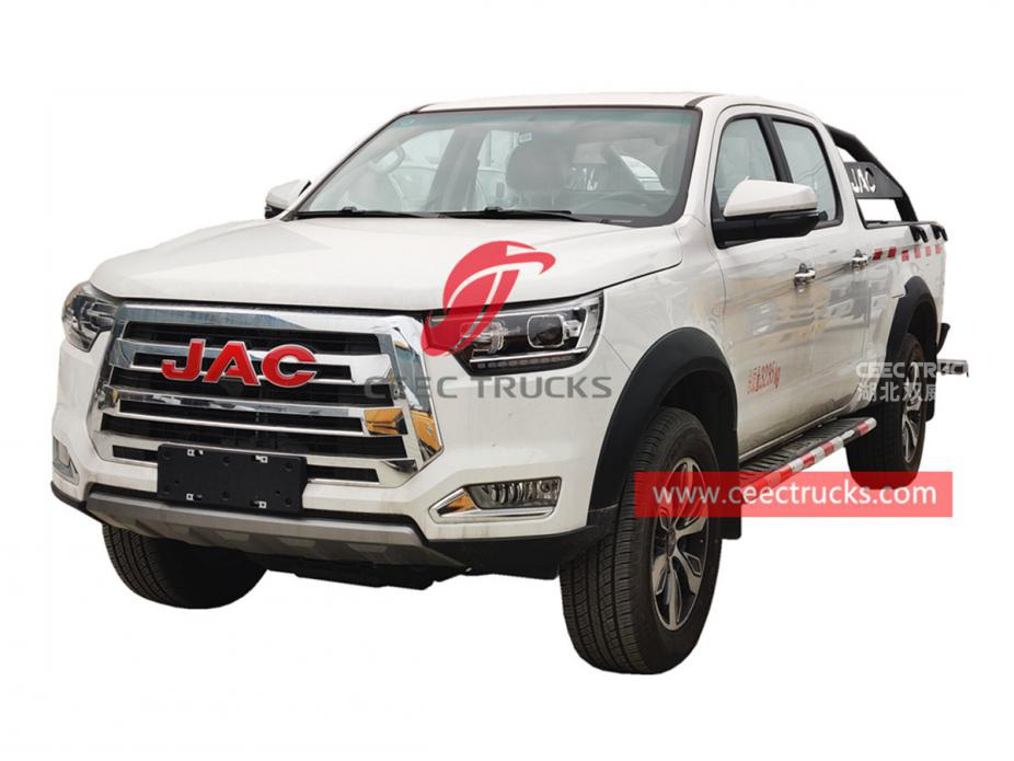 ISUZU pickup road rescue truck